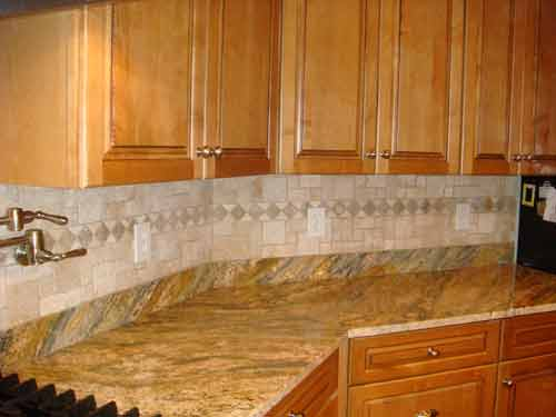Design classic interior 2012 tile flooring design ideas kitchen Kitchen tile design ideas backsplash