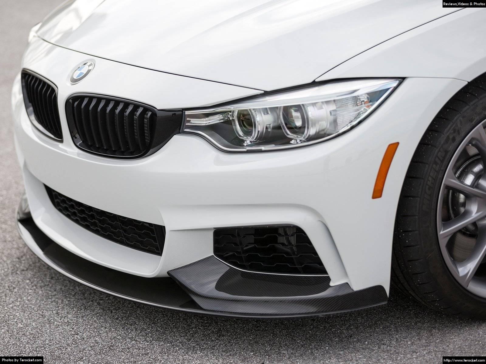 Hình ảnh xe ô tô BMW 435i ZHP Coupe 2016 & nội ngoại thất