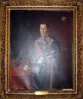 De eerste gouverneur van België, Félix Amandus de Mûelenaere (1793-1862).