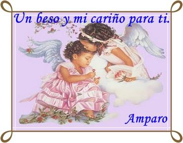 Gracias!! Amparo