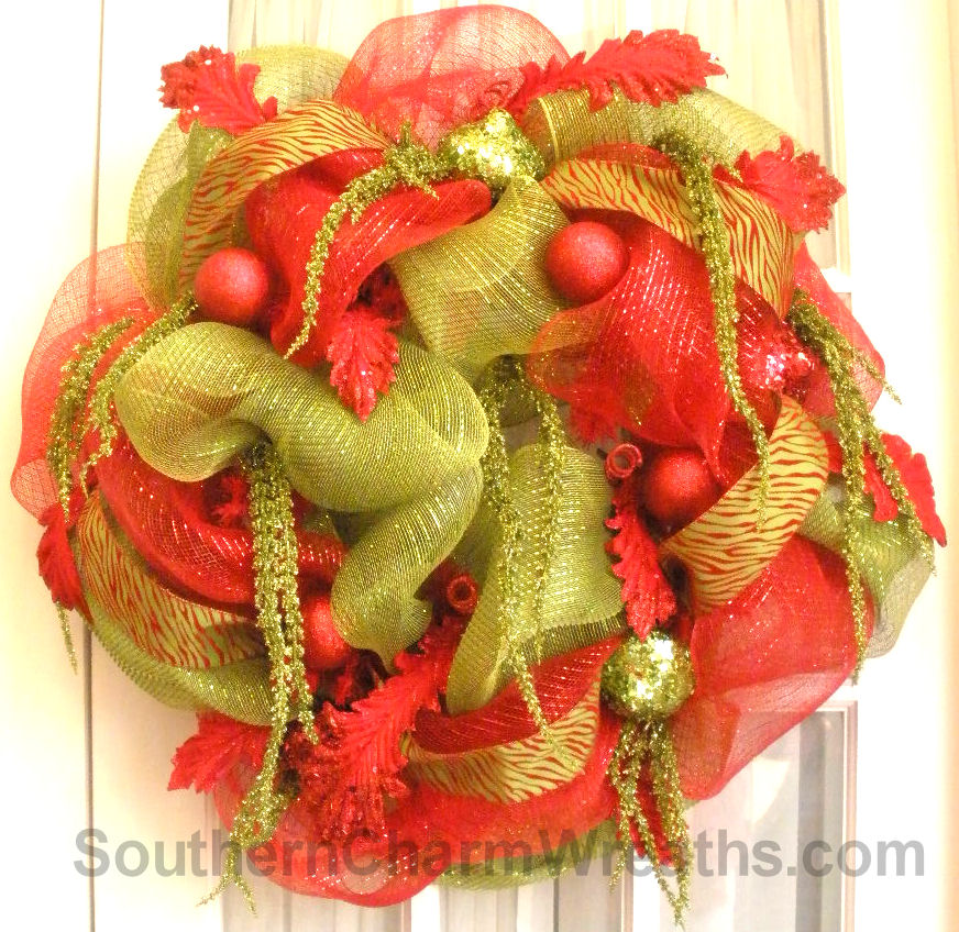 Check out some of the wreaths i ve made and sold on my website www