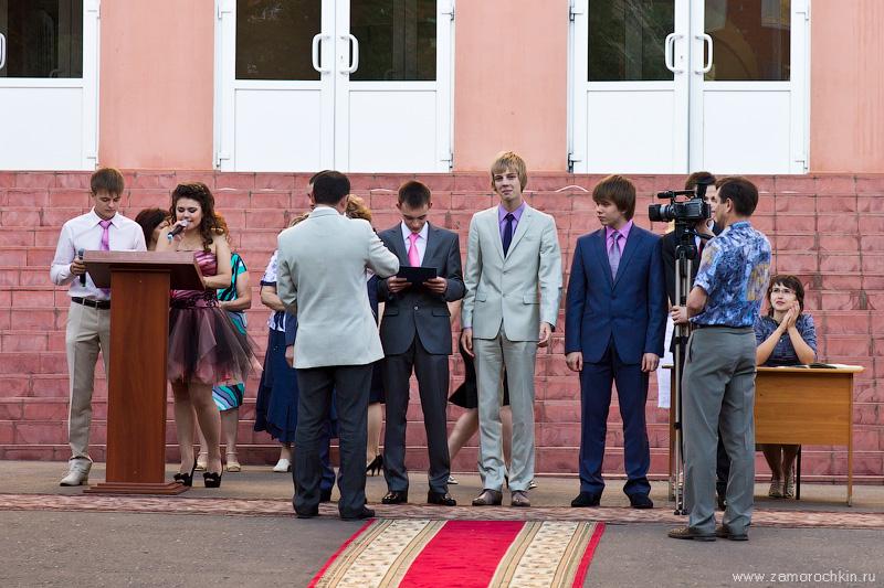 Выпускники школы №40 - классные парни