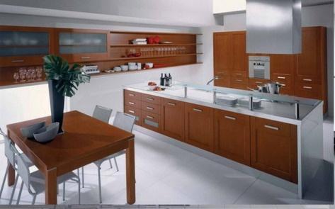 Dise o de cocinas italianas decorar casa y hogar for Marcas de cocinas