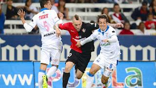 Querétaro vs Atlas en partido de inicio del Clausura 2016