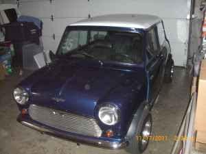 1965 AUSTIN MINI COOPER $12,500