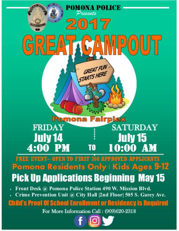 2017 GREAT CAMPOUT