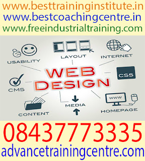 Web Designing training in kharar