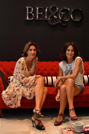 Belen Lopez y Nuria Cobo