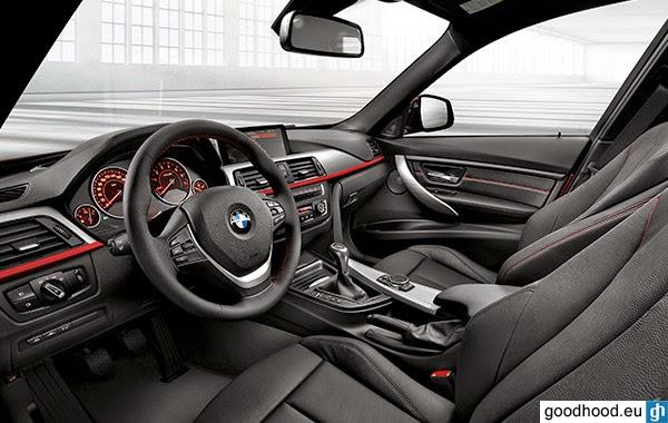 BMW 3 Series Saloon F30 2014 price specs  fuel consumption