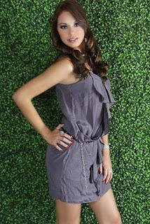 Paola Chaverri Miss Mundo Costa Rica 2011