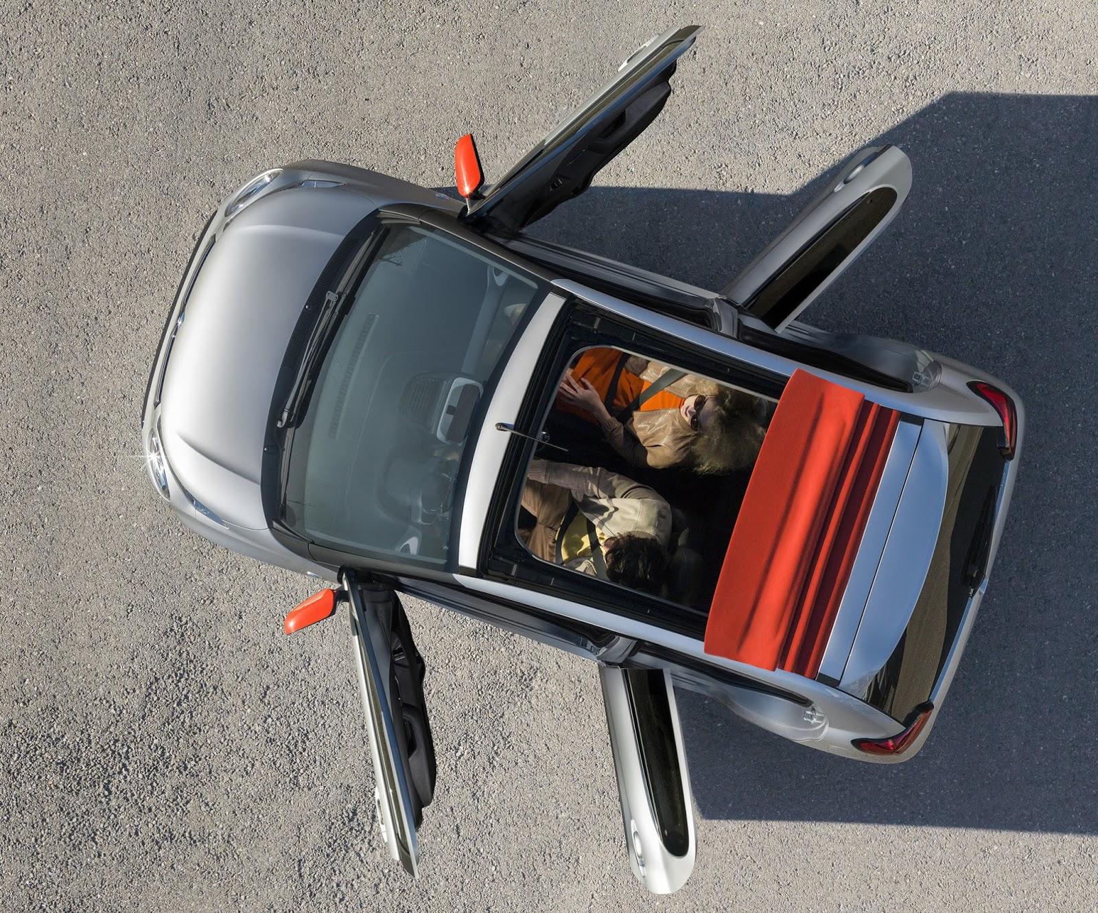 novo Citroen C1 2015