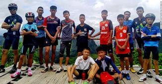 Alfa Omega TV: Operațiunea miraculoasă de salvare a celor 12 copii din Thailanda