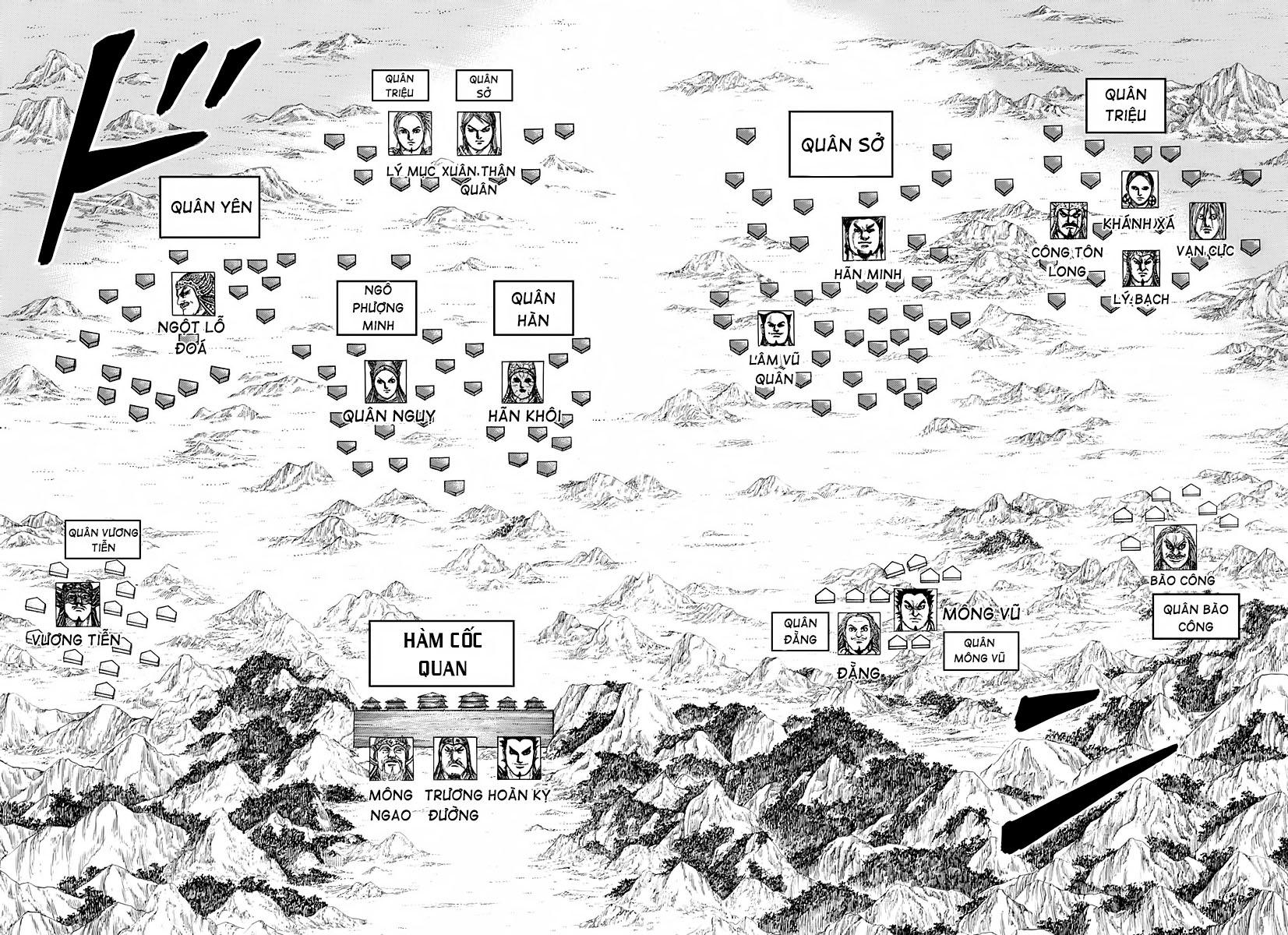 Kingdom - Vương Giả Thiên Hạ Chapter 270 page 17 - IZTruyenTranh.com