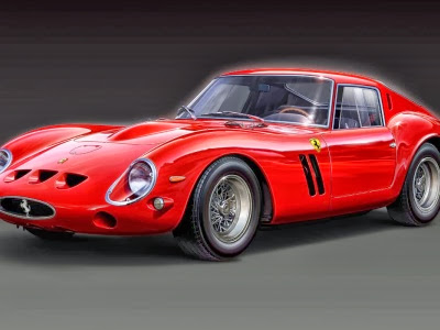 Ferrari 250 GTO - Most Expensive car