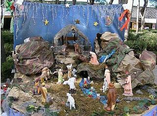 Nacimientos de Navidad Típicos en México