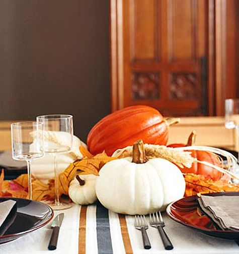 Thanksgiving decor inspirations and ideas