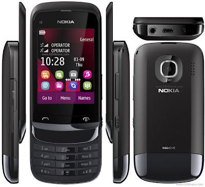 Review Nokia C2-03 - Berita Handphone