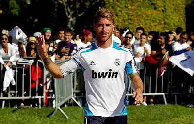 Sergio Ramos Preseason 2012