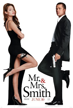 Ông Bà Smith - Mr. And Mrs. Smith (2005) Poster