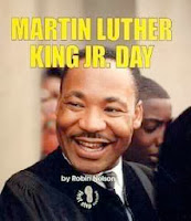 bookcover of Martin Luther King, Jr. Day  (First Step Nonfiction)  by Robin Nelson
