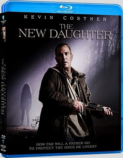 The New Daughter (2009) BRRip 400 MB, the new daughter