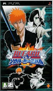 Bleach Soul Carnival PSP