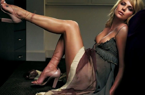 Collection of Charlize...