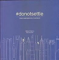 toko buku rahma: buku DONOTSETTLE, pengarang wahyu pratomo, penerbit rosda