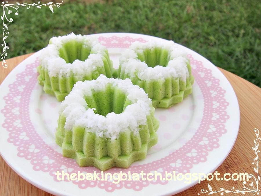 Baking Biatch Mini Cakes