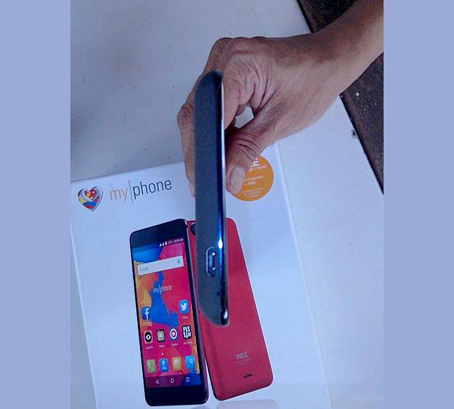 MyPhone Agua Rio 2, MyPhone 2015 Smartphone, MyPhone Rio 2