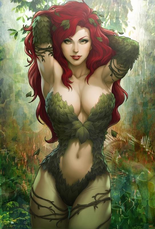 Poison Ivy (DC Comics) Character Review