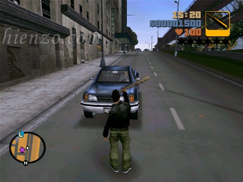 GTA 3 Liberty City PC Game Free Download - PC Games - Top PC Games to ...