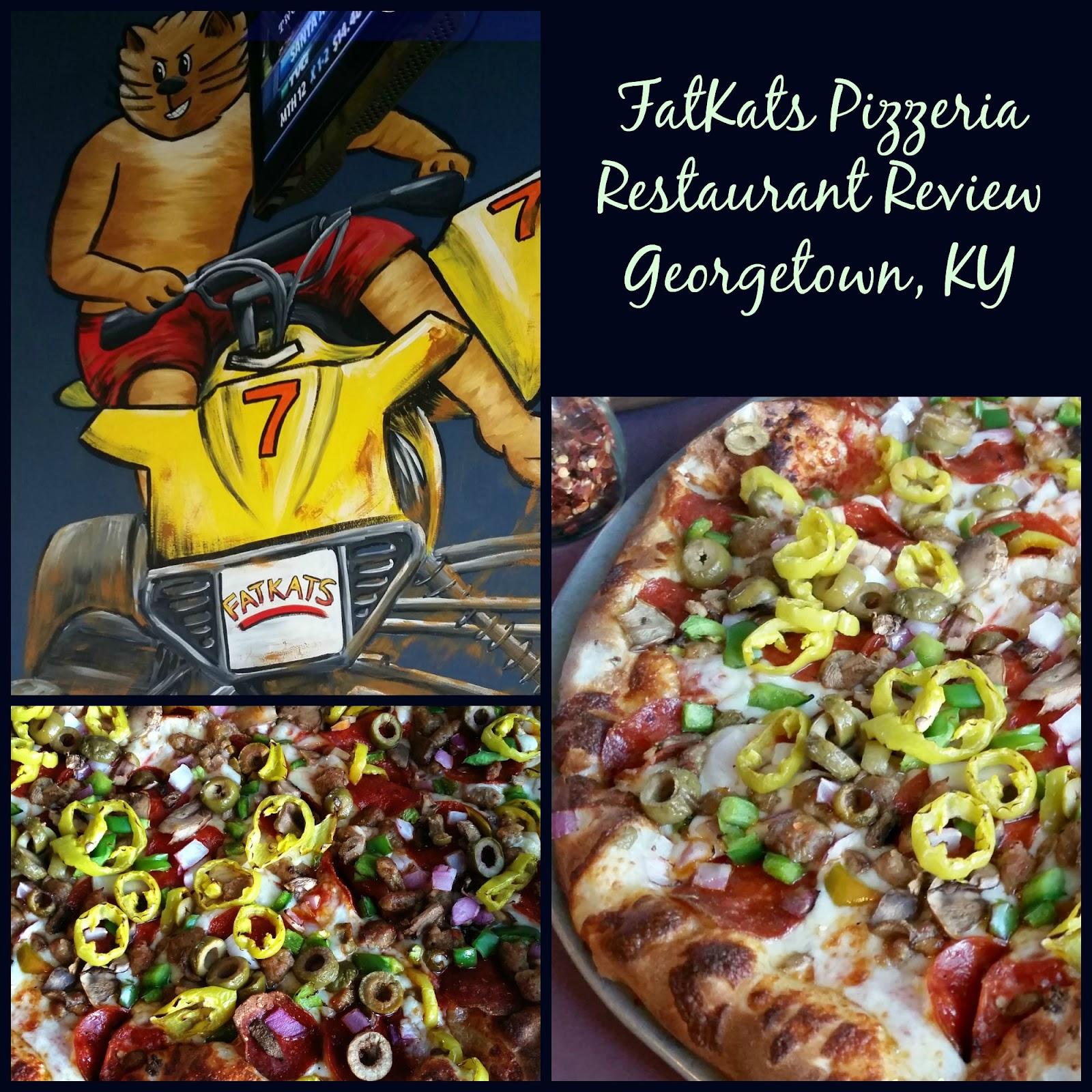 FatKats Pizzeria Georgetown