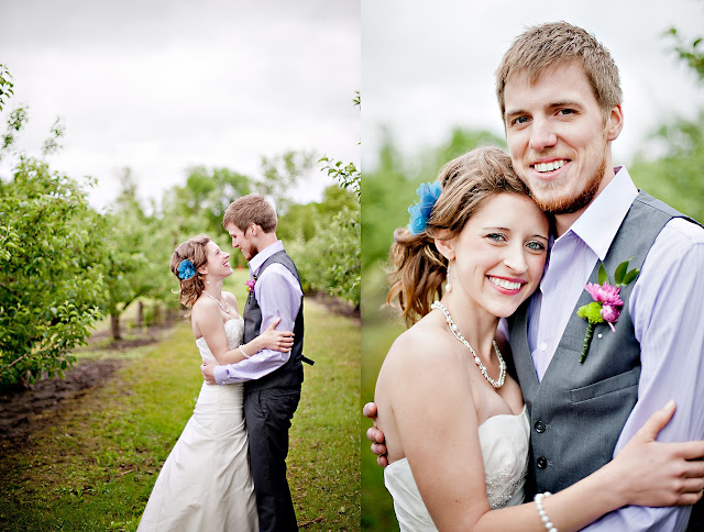 andrea+jord+11 Jordan & Andrea { Minnetonka Orchard Wedding }