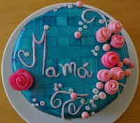 Pastel para el Día de la Madre