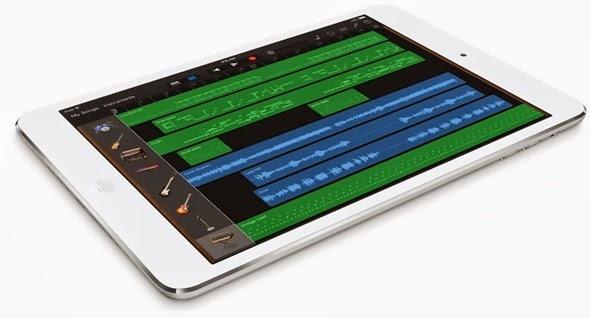 iPad mini Retina display