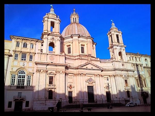 S. Agnese in Agone na Piazza Navona