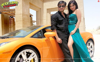 Jayantabhai Ki Luv Story HD Wallpaper Hot Neha Sharma, Vivek Oberoi