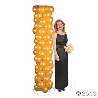 Balloon Column Frame5