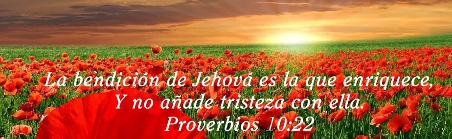 bendición de Jehová