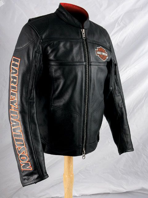 Harley Davidson Leather Jackets: The Cheapskate Guide To Finding ...