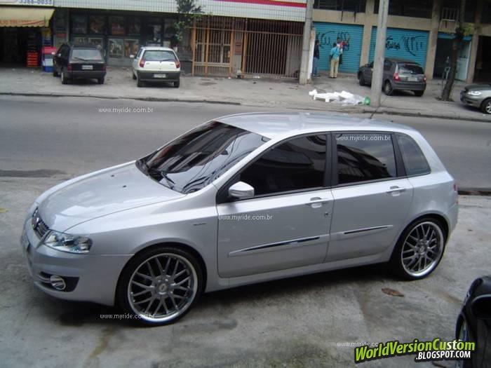 Latest Cars News 2011 2014 Fiat Stilo Rodas Aro 20 Quot