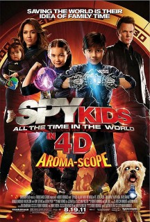 Mini espias 4 Spy Kids (2012) 3GP