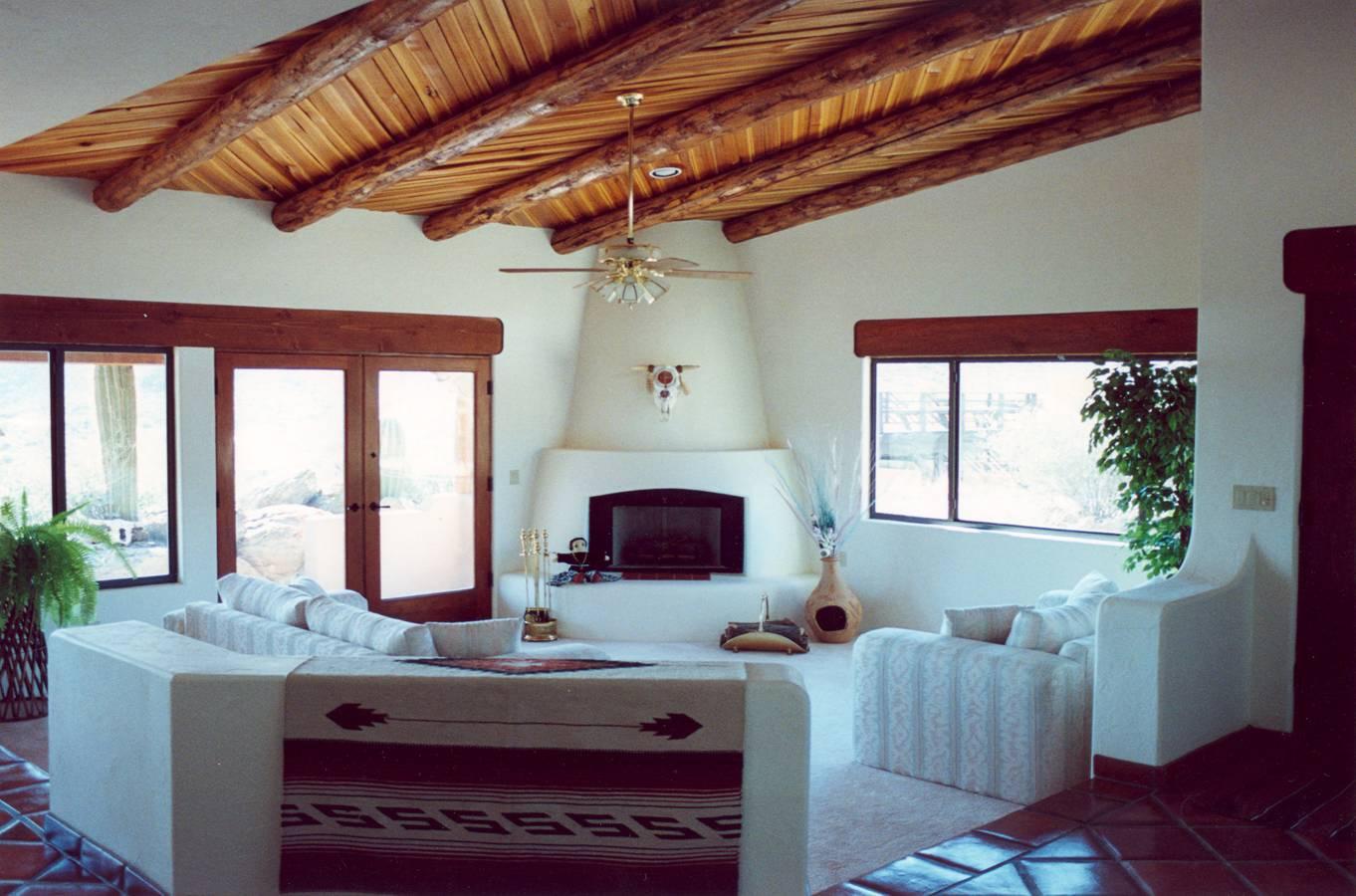 Muebles Casas : Elena anuskan interior design el estilo rústico en imágenes