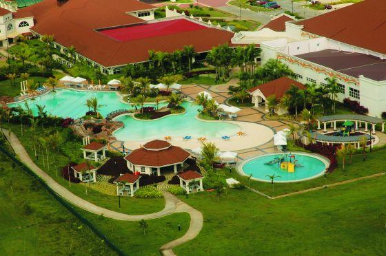 Tetadventurer eagle ridge country club gateway Private swimming pool for rent in cavite