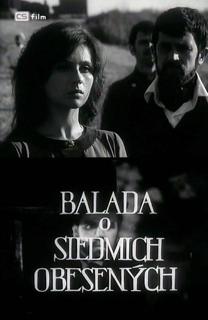 The Seven Who Were Hanged • Balada o siedmich obesených (1968)