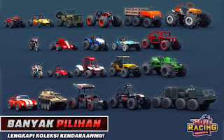 Mini Racing Adventure v1.6.1 Mod Money - andromodx