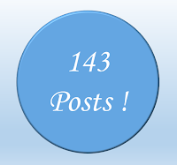 143 posts and growing!