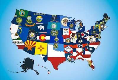 Made in the USA listed State by State