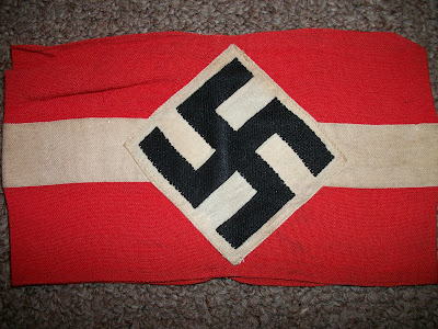 WWII German Hitler Youth Arm Band